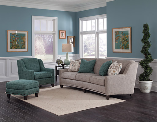 Fuller Furniture teams up with Smith Brothers of Berne to offer the highest quality, comfort, and style in every custom furnishing project brought to us.